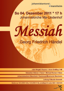 2011 Messiah